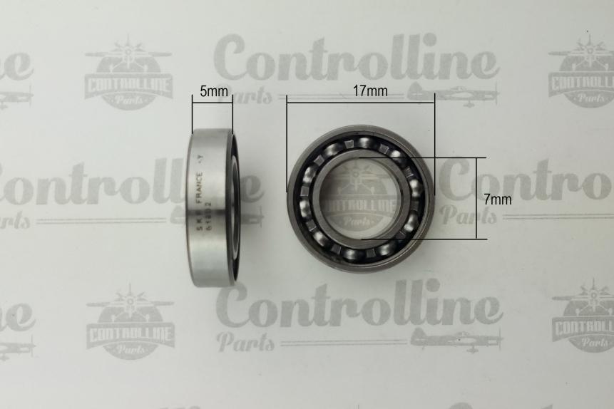 Stalker .40 .61 .66 front bearing SKF