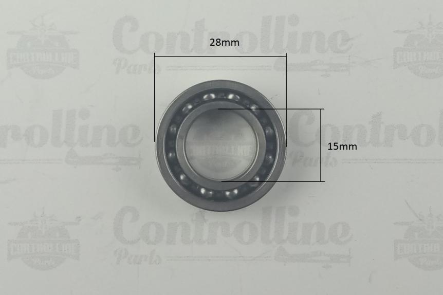 Stalker .76 .81 rear bearing GPZ
