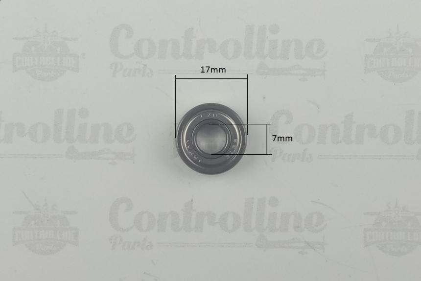 Stalker .40 .61 .66 front bearing EZO