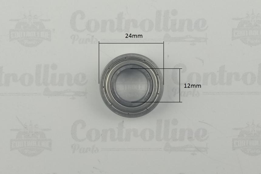 Stalker .40 .46 .51 .61 .66 rear bearing CX 2