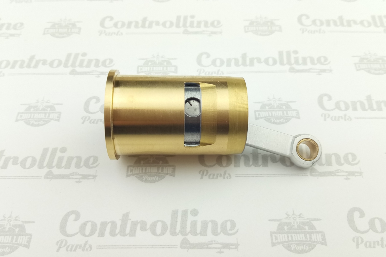 STALKER 61 LT-EX / Piston, cylinder, finger and connecting rod.