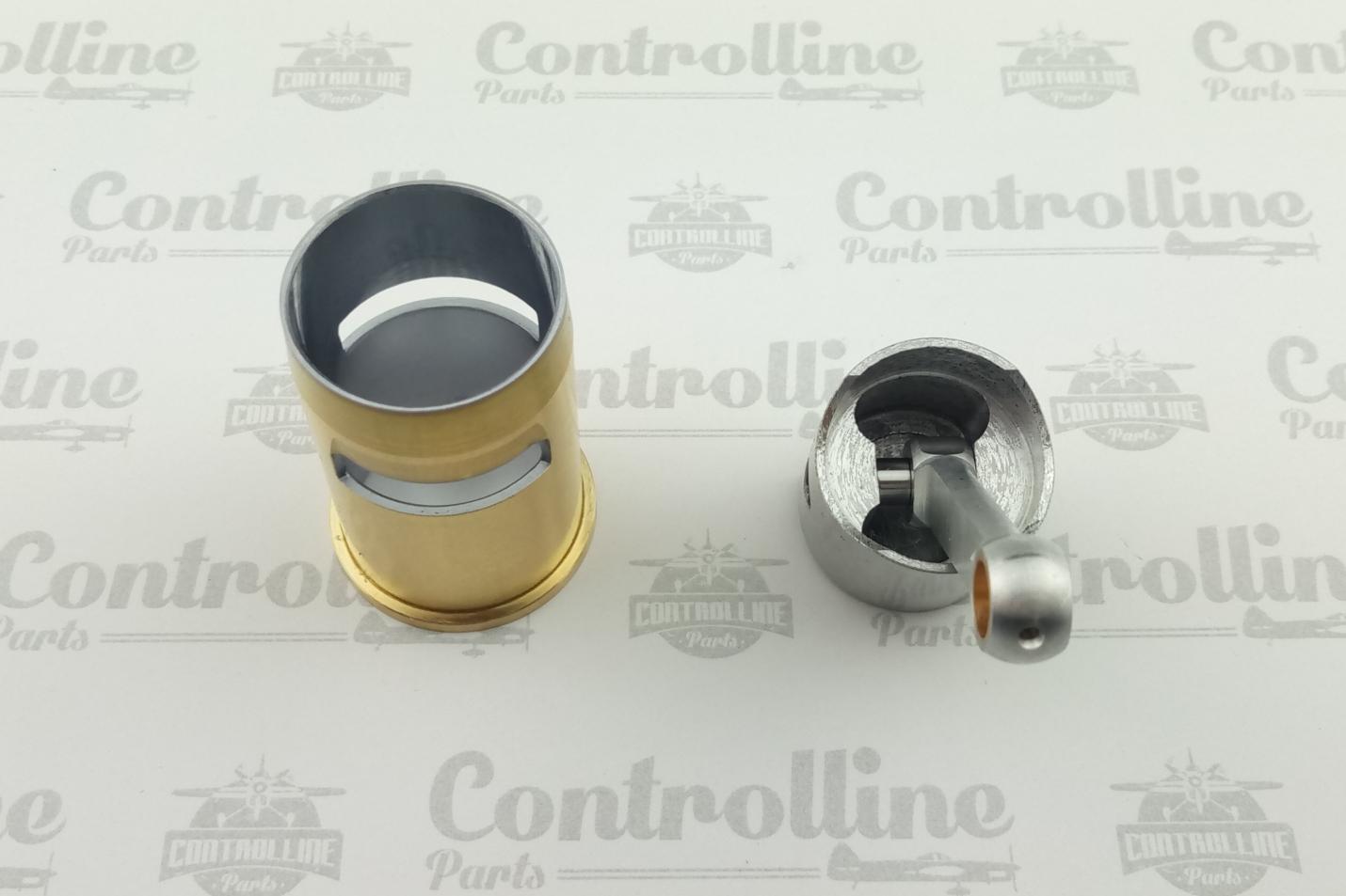 STALKER 51SE / Piston, cylinder, finger and connecting rod.