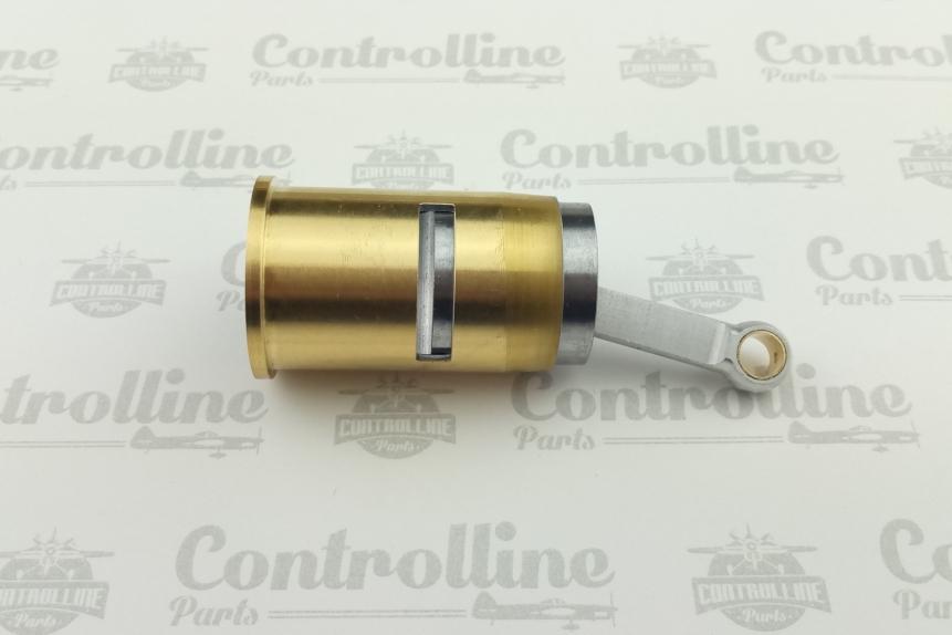 STALKER 46RE / Piston, cylinder, finger and connecting rod.