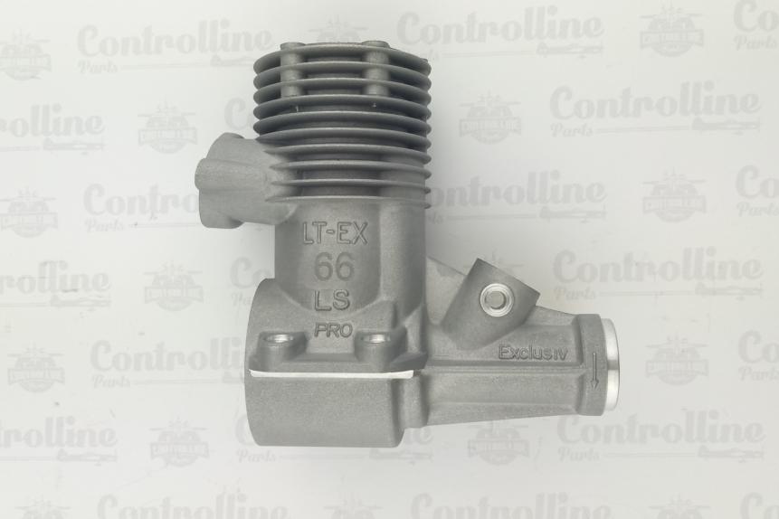 Engine crankcase 66