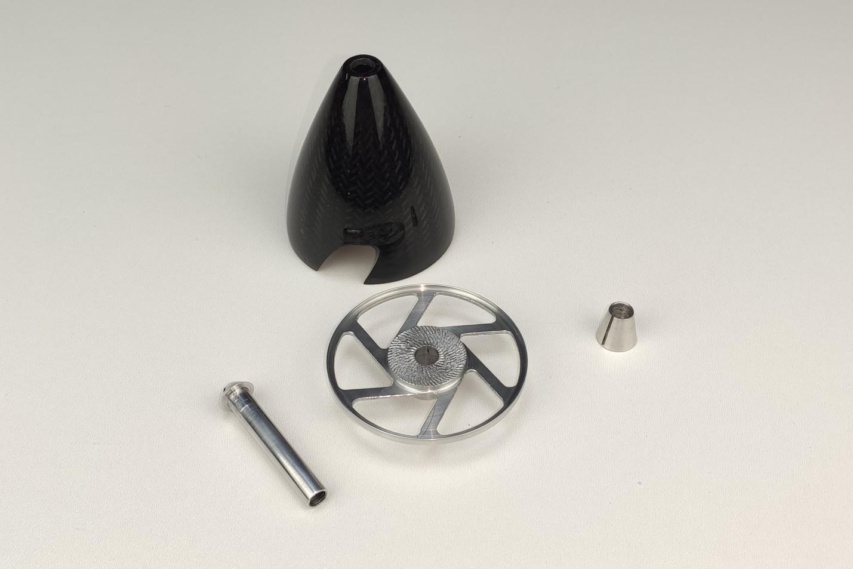 Spinner 2 Blade CL Nitro Engine 61-76 Size