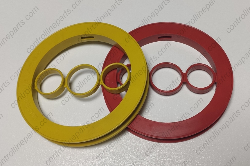 Plastic Reel fore Control Lines