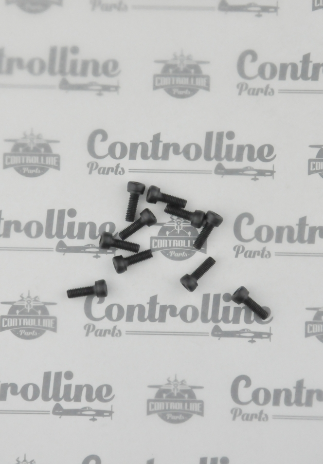 BOLT (10 PIECES)  M3x9MM  FOR  INTERNAL  HEXAGON  2.5MM