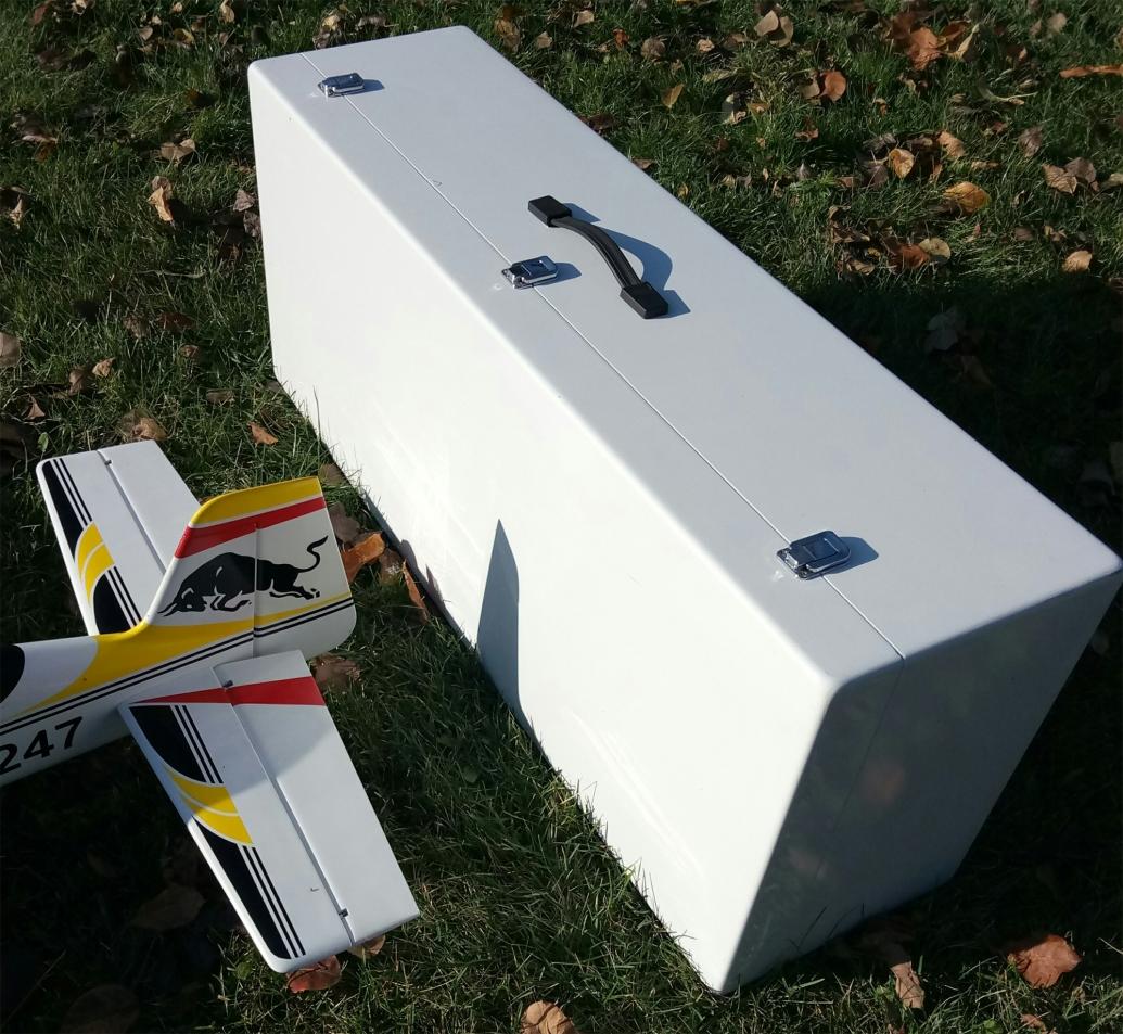 STUNT CONTROL LINE MODEL AIRCRAFT  EXTRA