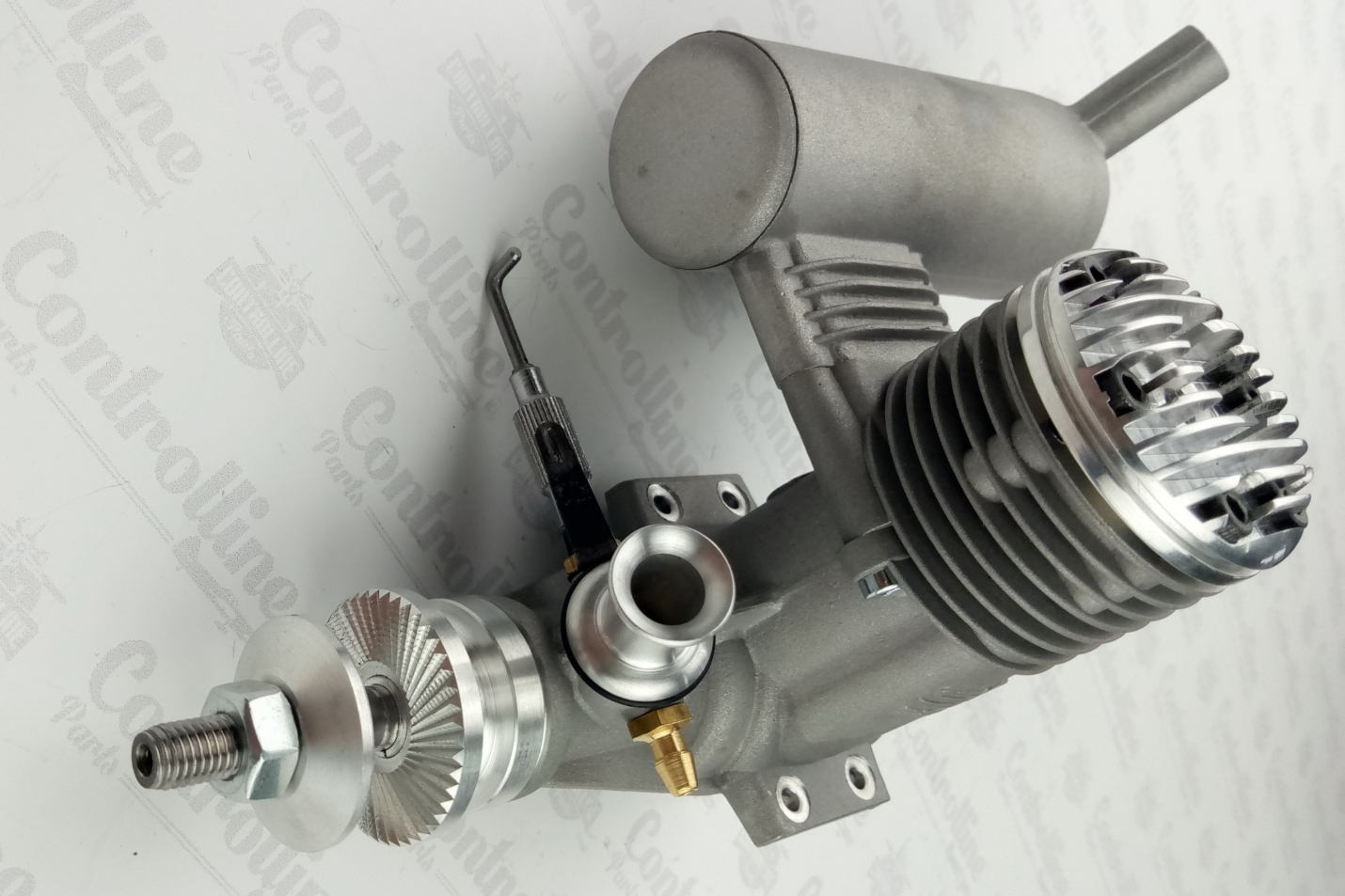 Stalker 51 SE  Stunt Engine