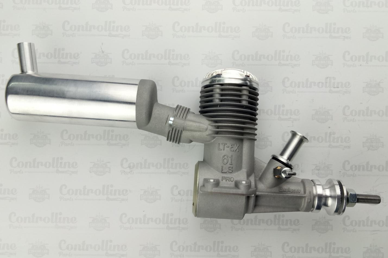 Stalker 61 LT-LS  Stunt Engine